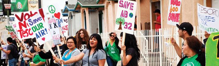 Californians turned out to stop Prop 23.