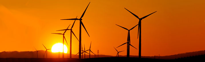 The integration of renewables, such as wind power, into the electric grid is one