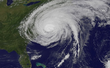 Study: Climate change may push hurricanes farther north, south