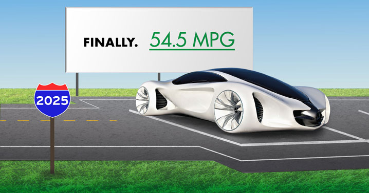 2025 — A new fuel-efficient generation