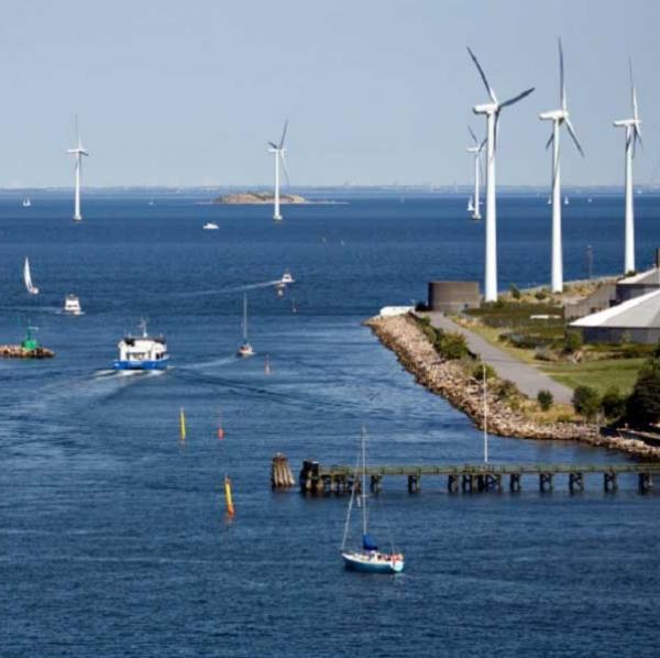 Blown Away By Wind Power In Denmark A Model For Clean