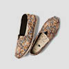 TOMS monarch-patterned shoes