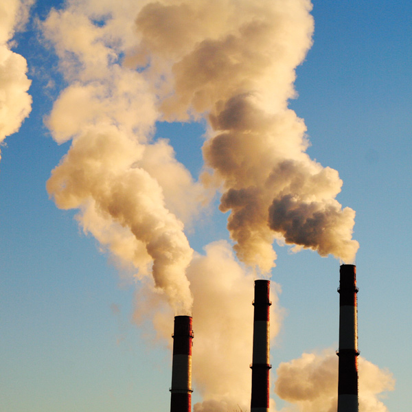 industrial pollution 300 words
