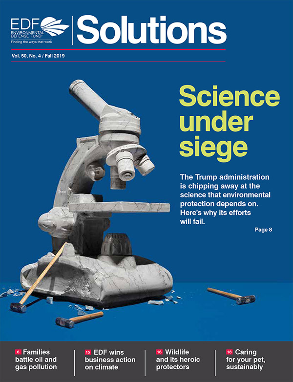 Solutions Fall 2019 cover