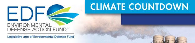 Environmental Defense Fund: Climate Countdown