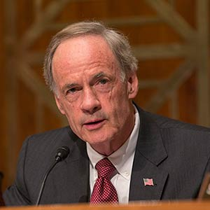How Sen. Carper Cleans Up Trump's Swamp: