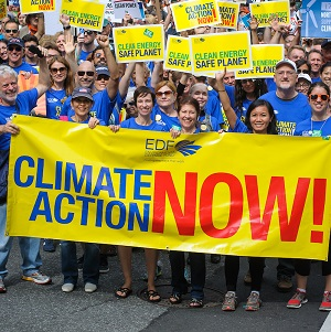 Thank Your Representative for Demanding Climate Action Now