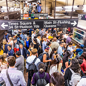 Take Action: Save New York's Subway System