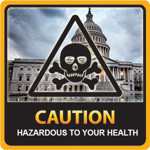 Is This Government Hazardous to Your Health?