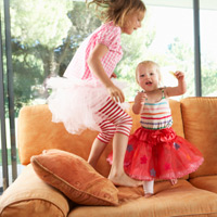 Flame retardants in furniture