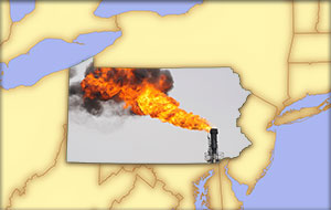 Pennsylvania's Gas Problem Gets Worse: