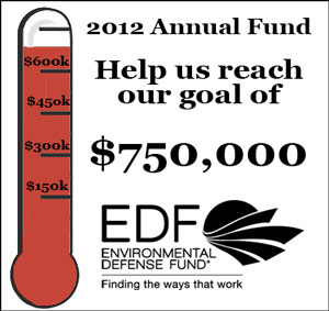 EDF Annual Fund 2012