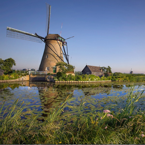 Now A Dutch Icon Windmills Were Used For Centuries To Drain Land And Manage Water In The Netherlands