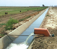Improve irrigation efficiency and water management