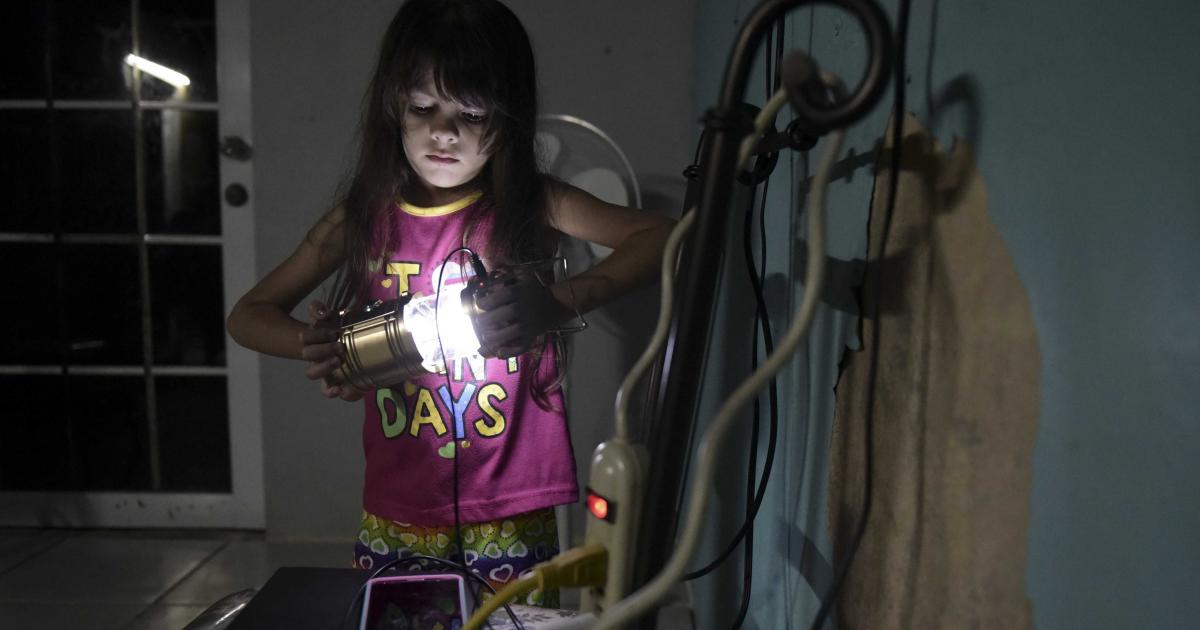 Another rainstorm, another blackout: Growing up in modern America without reliable energy