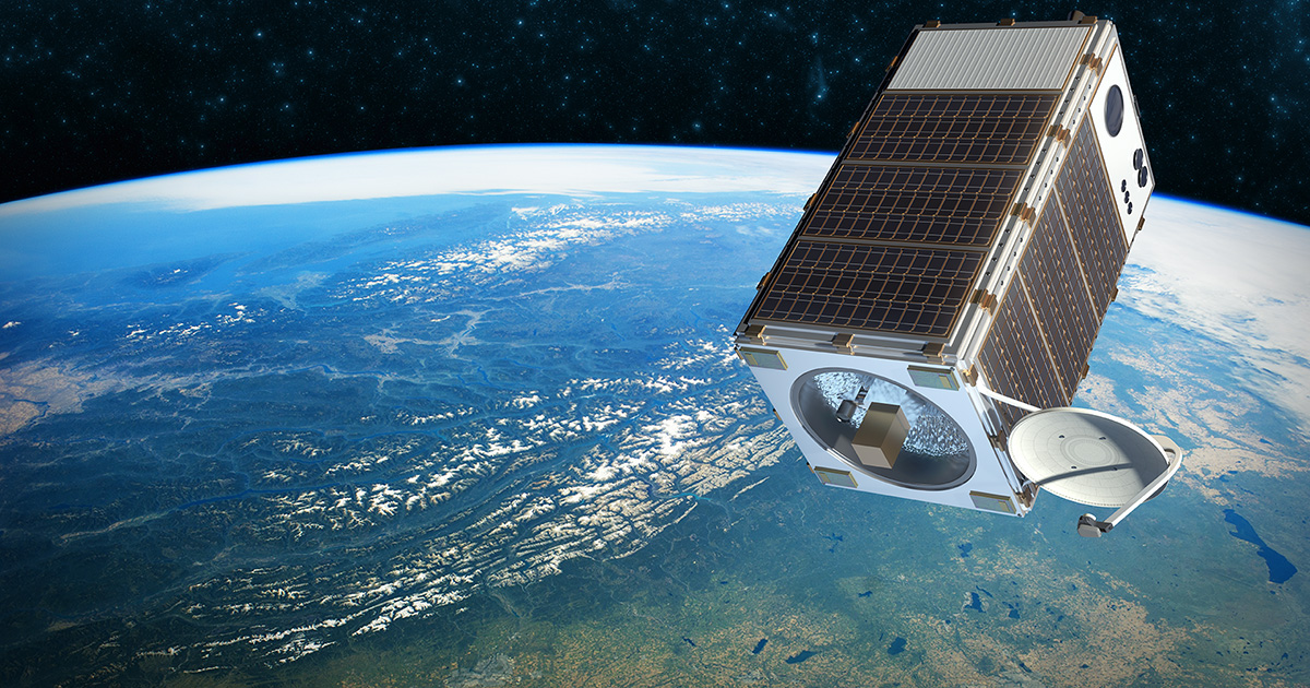 This Space Technology Can Cut Climate Pollution On Earth