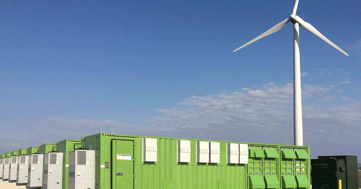 Energy storage market booms, with more growth to come