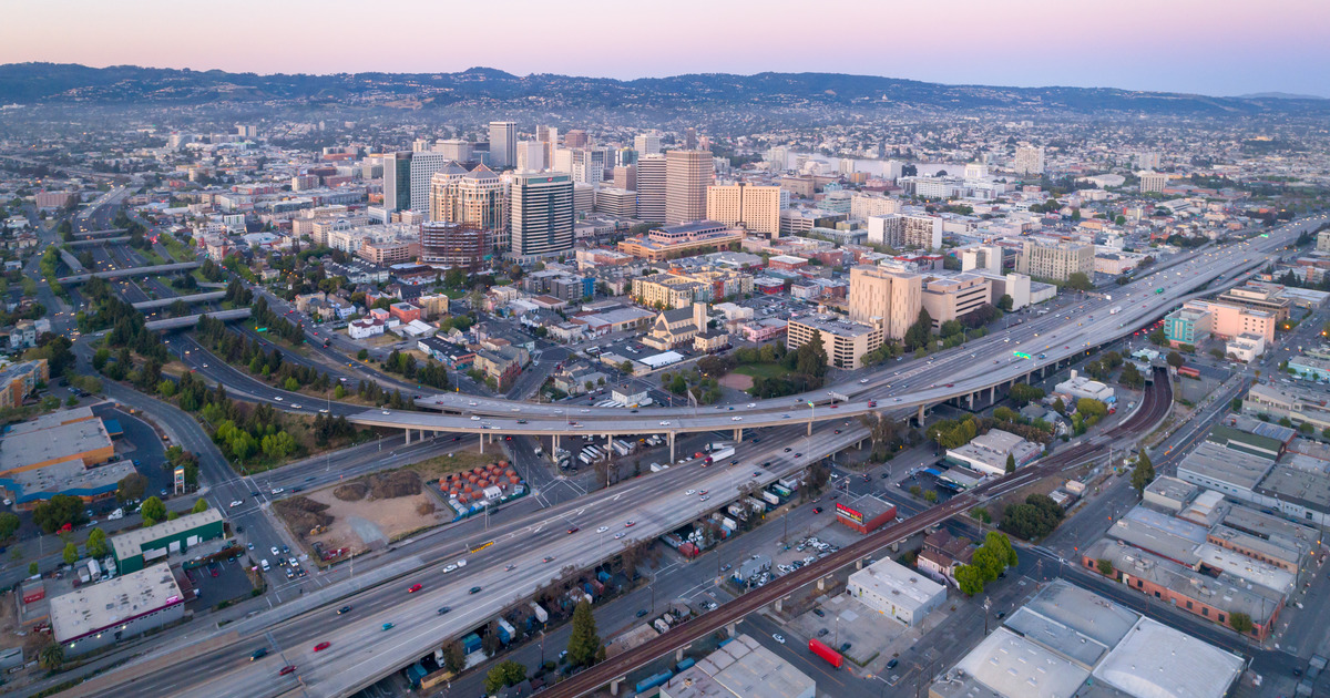 New study reveals large and unequal health burden from air pollution in California's Bay Area