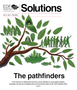 Solutions Fall 2020 cover