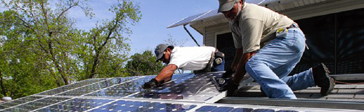 The integration of customer-side resources, such as rooftop solar panels and demand response, is one solution that will lessen Texas' Energy Crunch