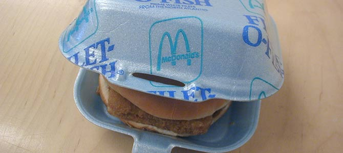 McDonald's saves billions cutting waste | Environmental
