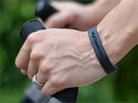Wristband chemical sensor